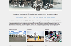 urbanize - Internationales Festival für Urbane Erkundungen