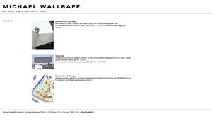 Michael Wallraff - Architekt